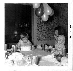Jamie/Patty's Fourth Birthday